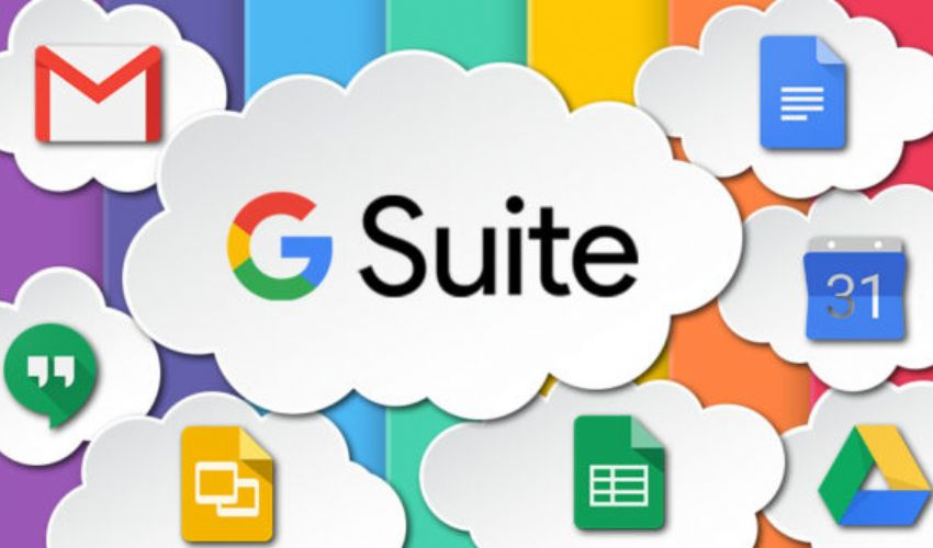 Video per accedere all'account G-suite classi prime
